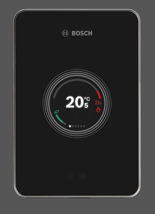 Worcester Bosch room temperature controls