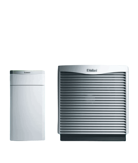 Air Source Heat Pumps by Vaillant