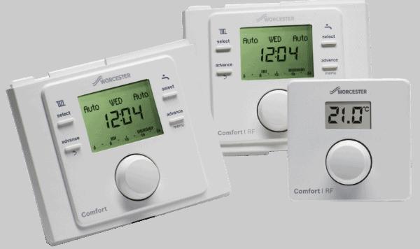 Easy room temperature controls with Edinburgh Gas Renewables
