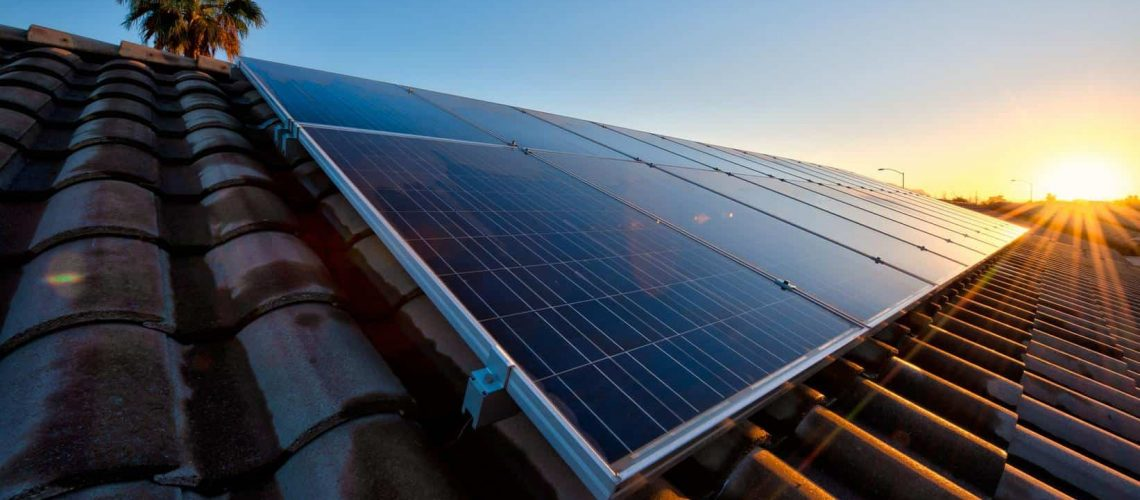 Solar Panels by Edinburgh Gas Renewables